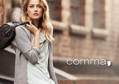 Comma Fashionvideo