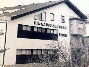 Neubau durch Rotraud Egger, 1972