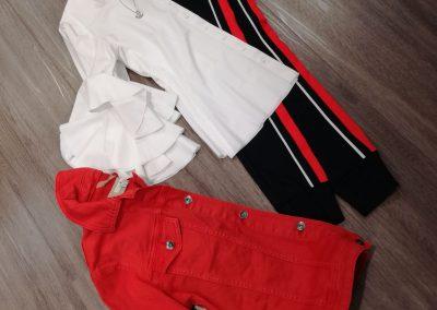 Mode der Woche