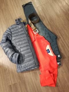 Mode der Woche 1 - Herren